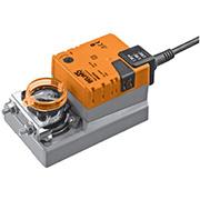 Электроприводы для поворотных задвижек баттерфляй