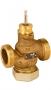 Belimo Н5..В седельный трехходовой регулирующий (смесительный) клапан, наружная резьба