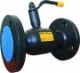 Кран газовый шаровый фланцевый Ballomax