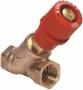 Ручной балансировочный клапан Honeywell V5000Y Комби-3-плюс